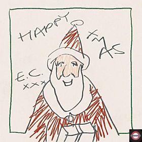 ERIC CLAPTON — Happy Xmas
