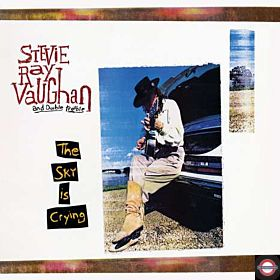 STEVIE RAY VAUGHAN AND DOUBLE TROUBLE — The Sky is Crying [Analogue Productions]