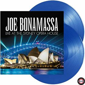 Joe Bonamassa - Live At The Sydney Opera House (2 Blue LP)