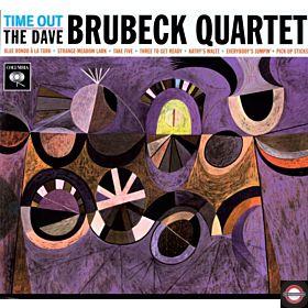 THE DAVE BRUBECK QUARTET — Time Out