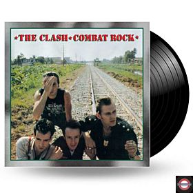 THE CLASH — Combat Rock [remastered]