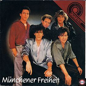 "Münchener Freiheit (7"" Amiga-Quartett-Serie)"