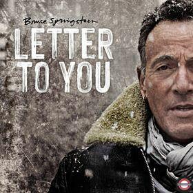 Bruce Springsteen - Letter To You (2LP Gatefold + Booklet)