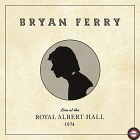 Bryan Ferry - Live At The Royal Albert Hall 1974 VÖ:07.02.2020