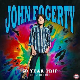 John Fogerty - 50 Year Trip - Live At Red Rocks (2 LP) VÖ:24.01.2020
