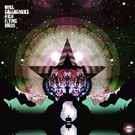 Noel Gallagher's High Flying Birds - Black Star Dancing (LTD. Colored EP)
