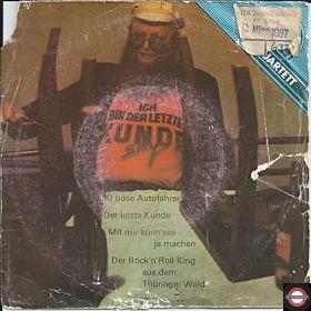 """Der Letzte Kunde  (7"""" Amiga-Quartett-Serie)"""