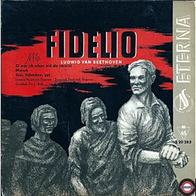 Ferenc Fricsay, Bayerisches Staatsorchester - Beethoven – Fidelio