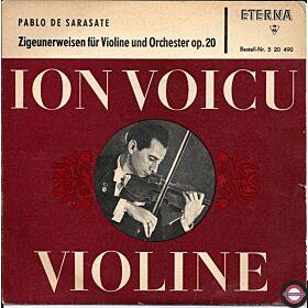 Ion Voicu - Zigeunerweisen für Violine und Orchester