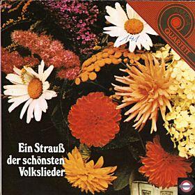 """Ein Strauß der schönsten Volkslieder  (7"""" Amiga-Quartett-Serie)"""