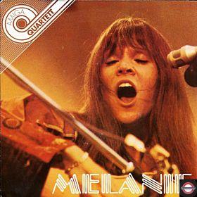 """Melanie  (7"""" Amiga-Quartett-Serie)"""