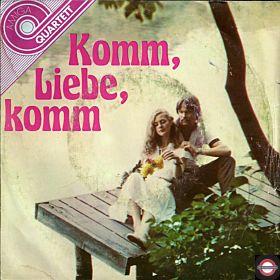 """Komm, Liebe, Komm  (7"""" Amiga-Quartett-Serie)"""