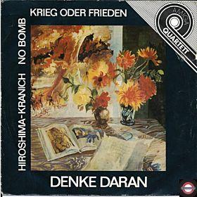 """Denke Daran (7"""" Amiga-Quartett-Serie)"""