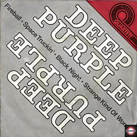 "Deep Purple  (7"" Amiga-Quartett-Serie)"