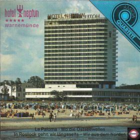 "Hotel 'Neptun' Warnemünde (7"" Amiga-Quartett-Serie)"
