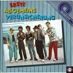 """Erste Allgemeine Verunsicherung  (7"""" Amiga-Quartett-Serie)"""