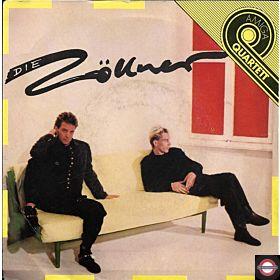 "Die Zöllner (7"" Amiga-Quartett-Serie)"