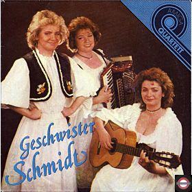 """Geschwister Schmidt  (7"""" Amiga-Quartett-Serie)"""