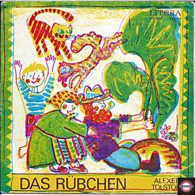 """Das Rübchen $ Der Fuchs und der Kranich & Die Geschichte vom kleinen Spatz (7"""" EP)"""