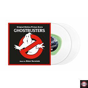 Elmar Bernstein - OST Ghostbusters-Score (LTD. 2LP Colored)
