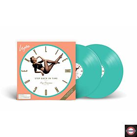 Kylie Minogue - Step Back In Time (LTD. 2LP Colored)