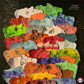 Calexico And Iron & Wine - Years To Burn (LTD. Colored Lp)
