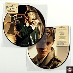 David Bowie - Boys Keep Swinging (7' picture)