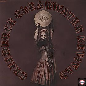 CREEDENCE CLEARWATER REVIVAL — Mardi Gras