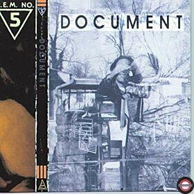 R.E.M. - Document (No. 5  LTD. Edition)