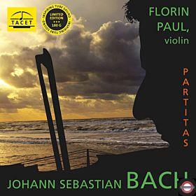 JOHANN SEBASTIAN BACH - Partiten für Violine Solo