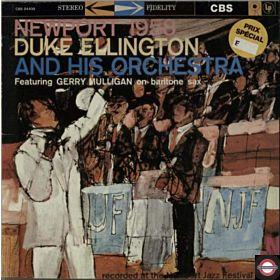 DUKE ELLINGTON AND HIS ORCHESTRA - NEWPORT 1958
