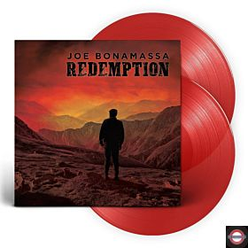 JOE BONAMASSA — Redemption [Red]