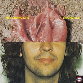 THE FLAMING LIPS - BRAINVILLE (YELLOW VINYL)