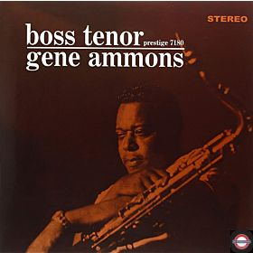 GENE AMMONS — Boss Tenor [Analogue Productions]