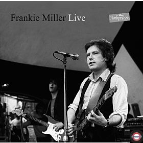 Frankie Miller & Band - Live At Rockpalast
