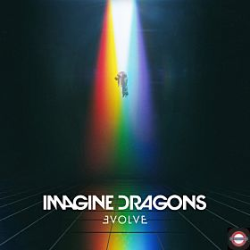 Imagine Dragons - Evolve (Clear Vinyl)