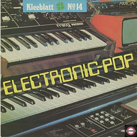 Kleeblatt Nr. 14 - Electronic Pop
