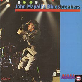 John Mayall´s Bluesbreakers - live - Blues Collection 10