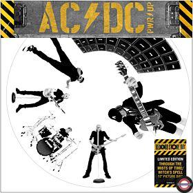 RSD 2021:   AC/DC - Through The Mists of Time / Witch's Spell