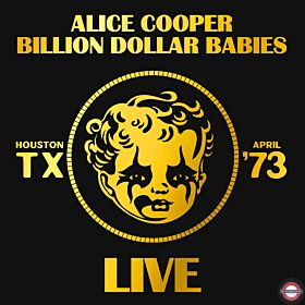 Alice COOPER ALICE - Billion Dollar Babies-Live (Vinyl + 7Inch-RSD - BF19)