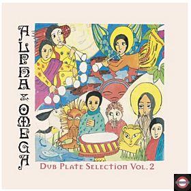 Alpha & Omega -Dubplate Selection Vol.2 ,Ltd. White LP+MP3 (RSD 2019)