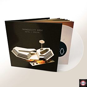 ARCTIC MONKEYS — Tranquillity Base Hotel + Casino, CLEAR VINYL