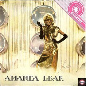 """Amanda Lear (7"""" Amiga-Quartett-Serie)"""