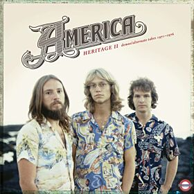 America - Heritage II: Demos/Alternate Takes 1971–1976 - RSD 2020