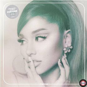 Ariana Grande - Positions (Limited Edition) (Coke Bottle Clear Vinyl)