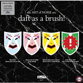 Art Of Noise - Daft As A Brush , 4 LP Box ( RSD 2019)