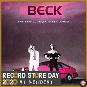 Beck & St. Vincent - No Distraction/Uneventful Days (Remix) RSD 2020