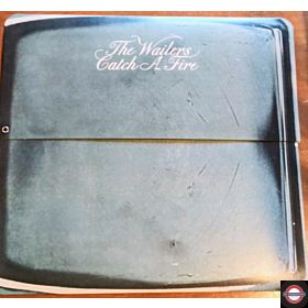 Bob Marley - Catch A Fire (Zippo Jacket, Black Friday)