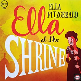 Ella Fitzgerald ‎– Ella At The Shrine ( RSD Black Friday )