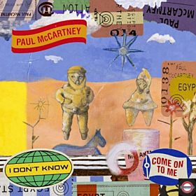 Paul McCartney - I Don´t Know / Come On To Me